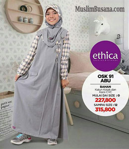 Gamis Anak - Ethica OSK 91
